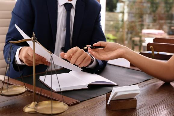 Cabinet d'avocat à Lyon 7